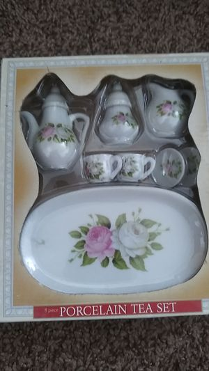 Porcelain tea set for Sale in Empire, CA