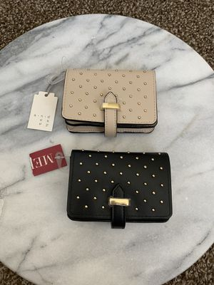 NEW small studded wallets bundle for Sale in Glendale, AZ