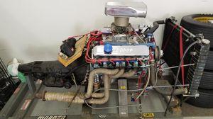 Used, Pontiac 455 big block , key connect and crui
