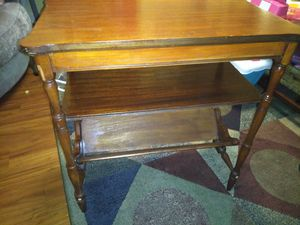 Beautiful antique magazine table for Sale in Bellingham, WA