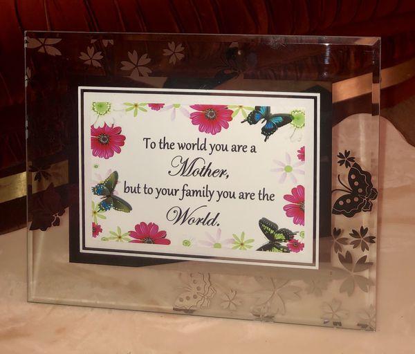 Framed Mother Inspiration