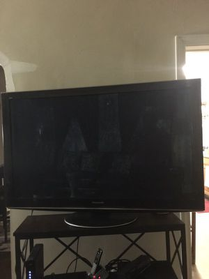 """55"""" flat screen Panasonic 3D for Sale in Halethorpe, MD"""
