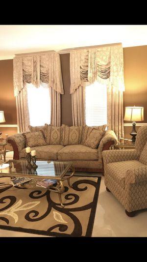 Beautiful Living Room Full Set for Sale in Houston, TX
