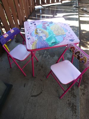 Kids Tables and chairs set for Sale in Phoenix, AZ