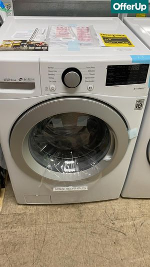 🚚💨Brand New LG Washer Delivery Available #1120🚚💨 for Sale in Sanford, FL