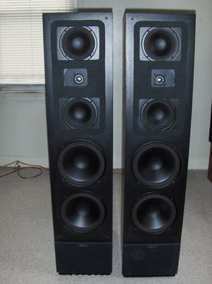 Snell Type C (C/V) Home Speakers for Sale in Spring Valley, CA