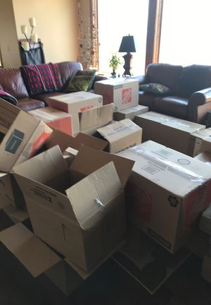 MOVING BOXES FREE for Sale in Manhattan, MT