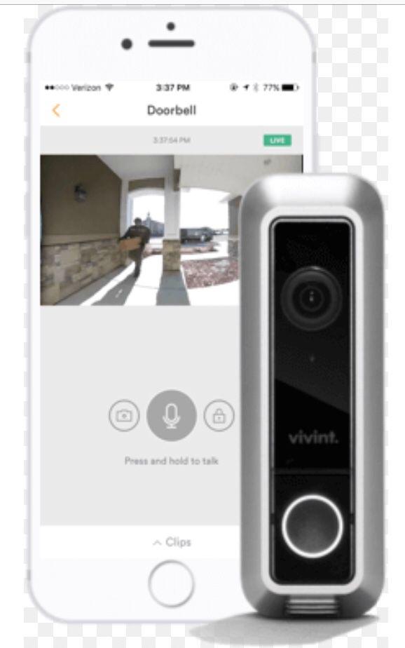 Security Equipment plus Doorbell Camera