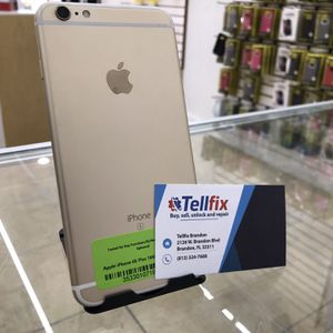 iPhone 6s Plus 16GB Unlocked For Any Carrier for Sale in Brandon, FL