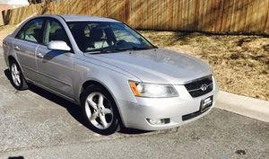 2007 Hyundai Sonata V33 ** Special Edition ** Two pipes Clean title for Sale in Hyattsville, MD