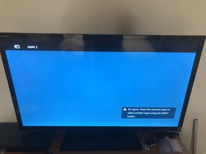 "Sony 42"" LCD Netflix TV for Sale in Houston, TX"