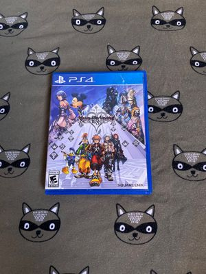 Kingdom hearts HD 2.8 final Chapter prologue PS4 PlayStation game for Sale in Los Angeles, CA