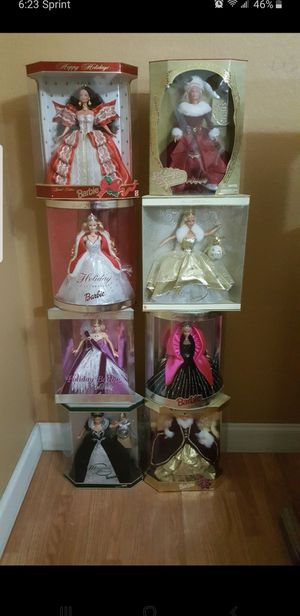 Holiday Barbies for Sale in Miami Lakes, FL