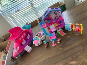 Shopkins toys bundle pack for Sale in Coppell, TX