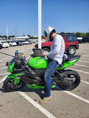 2012 zx6r FAST BIKE! for Sale in Fort Smith, AR