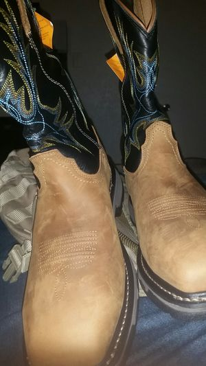 ARIAT Work hog Steel Toe boots brand new for Sale in Sioux Falls, SD