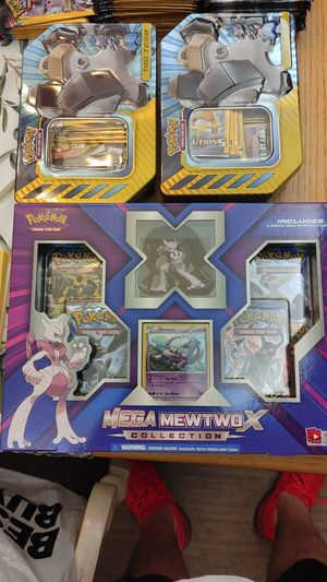Pokemon mega mewtwo collection for Sale in Gulfport, FL