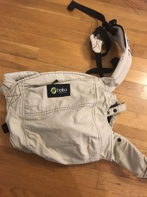 Boba baby carrier for Sale in Duluth, GA