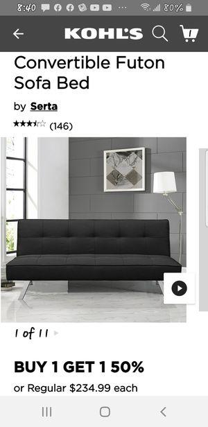Convertible futon for Sale in Riverside, CA