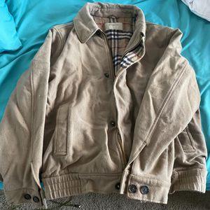 burberry jacket for Sale in Farmington, AR