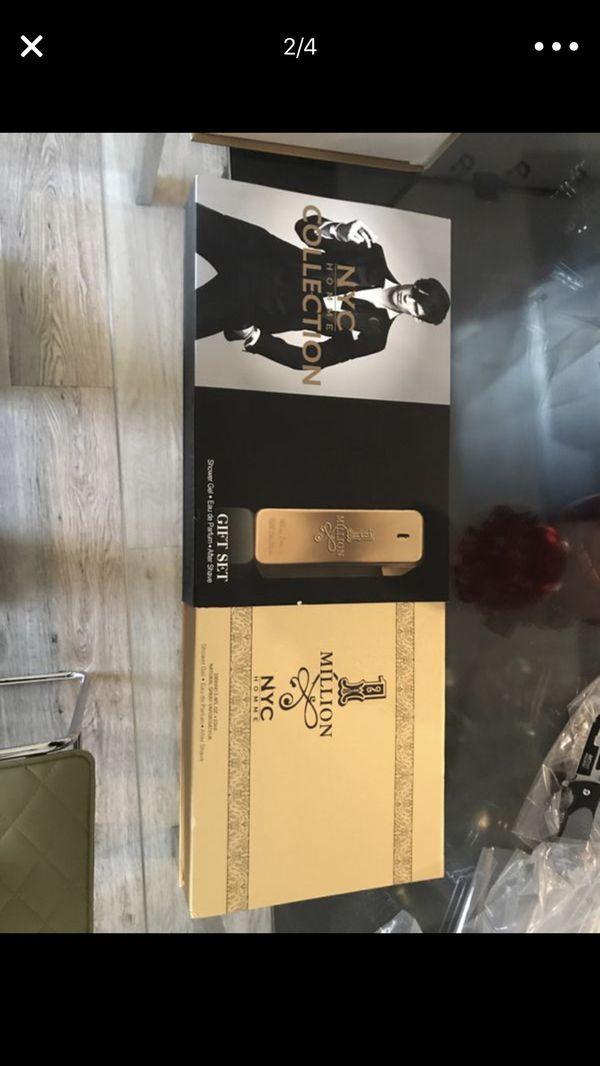1 million gift sets perfumes