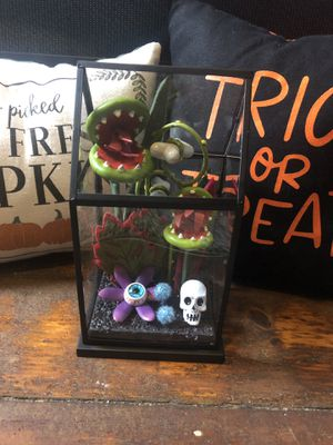 Artificial Halloween Plant- Hyde and Eek! Display for Sale in Woonsocket, RI