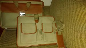 Cutter & Buck laptop briefcase for Sale in Pleasant Hill, IL
