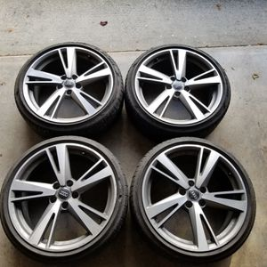 Audi RS3 Oem wheels 5x112 for Sale in Lakewood, WA
