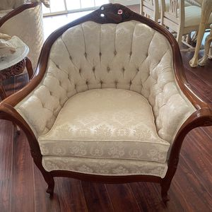 Kimball Reproduction, Louis XV Victorian 3 Piece Sofa Set for Sale in Clovis, CA