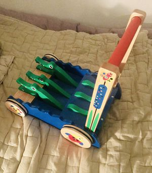 Wooden toddler toy $15 for Sale in Hayward, CA