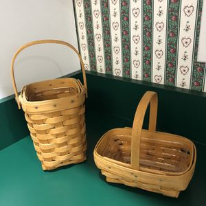 Longaberger baskets for Sale in Abbottstown, PA