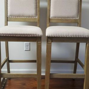 Pair Of 2 Bar Stools for Sale in Waterford, NJ