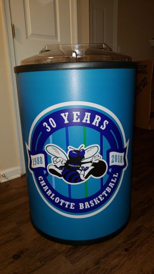 Charlotte Hornets Ice Barrel Cooler for Sale in Greensboro, NC
