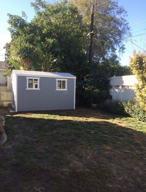 8x12x8 SHED FOR SALE for Sale in Fontana, CA