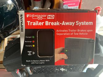 Trailer break away system new for Sale in Fort Worth,  TX