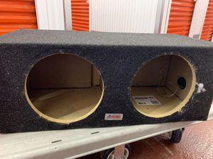 """12"""" sub box for Sale in Bristol, CT"""