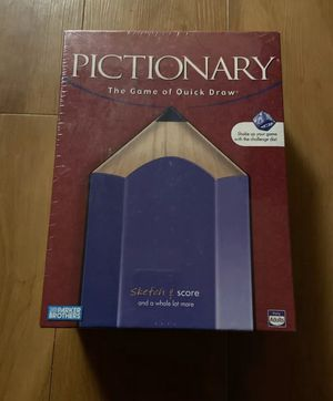 Brand new and sealed Pictionary board game for Sale in Miami, FL