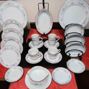 23 pieces Vintage fine Porcelain China Christina Japan for Sale in San Diego, CA