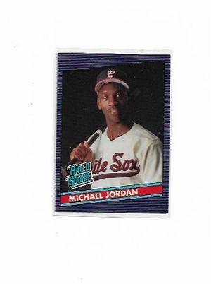 1990 - 1986 STYLE MICHAEL JORDAN RATED ROOKIE BASEBALL CARD for Sale in Hialeah, FL