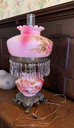 Antique table lamp for Sale in Tacoma, WA