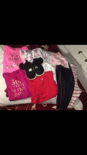 Selling more than 15 pieces of baby girl clothes worn once for Sale in Boston, MA
