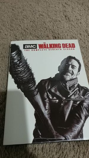 The walking Dead The complete seventh season for Sale in Rancho Cucamonga, CA