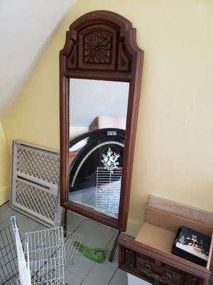 antique mirror for Sale in Lincoln, RI