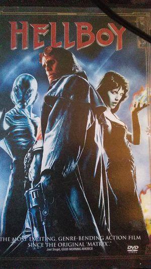 Hellboy dvd2$ for Sale in Salt Lake City, UT