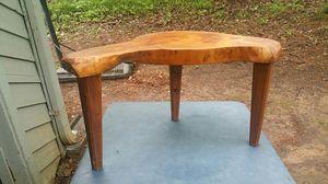 Cool tree stump coffee table for Sale for sale  Marietta, GA