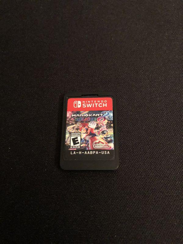 Nintendo Switch Mario Kart Deluxe
