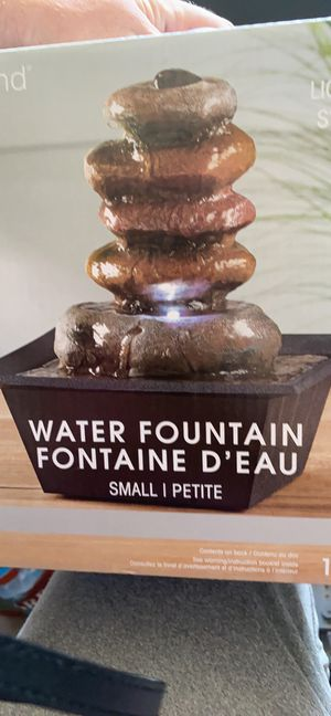 Small water Fountain for Sale in San Jose, CA