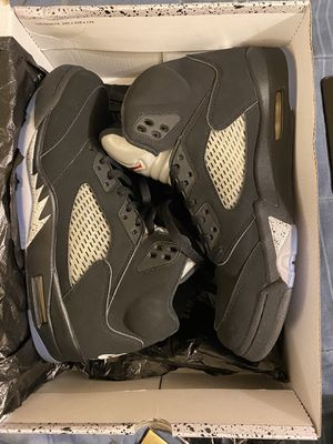 Jordan retro 5s still very fresh for Sale in Capitol Heights, MD