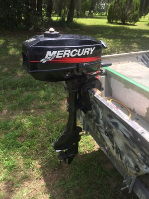 2005 3.3 hp want to trade for larger motor trade only for Sale in Haines City, FL
