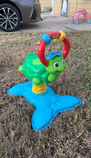 VTech kids bouncer toy for Sale in San Antonio, TX